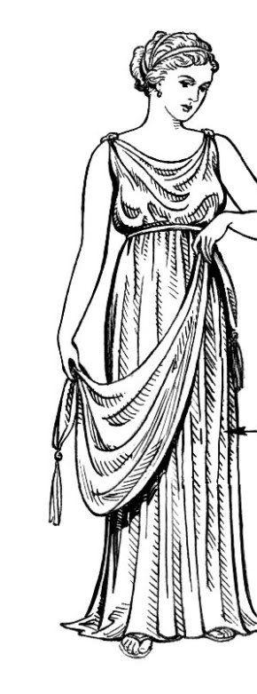 Women Grec Style Shoes