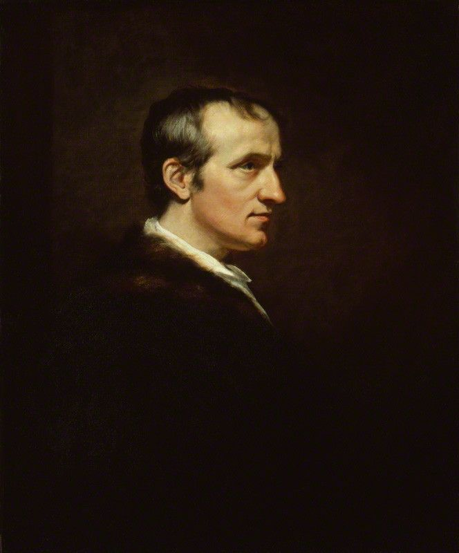 The Father Of Philosophical Anarchism William Godwin Godwin Anticipated The Ideas Of P J Proudhon 1 William Godwin Romantic Poets National Portrait Gallery