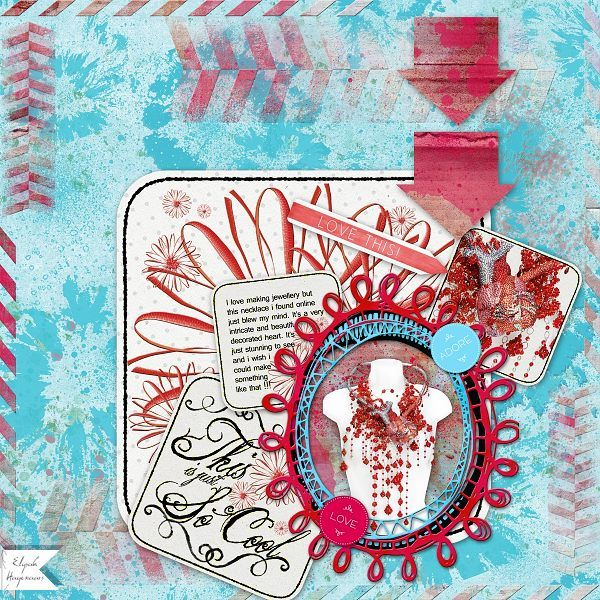 COOL: I came across this awesome necklace online. It's a human heart and i think it's totally stunning.  I made this page with LIFE BASIXX 2016 JANUARY COLLECTION by Altered Amanda's Studio, available here: http://www.godigitalscrapbooking.com/shop/index.php?main_page=index&manufacturers_id=148