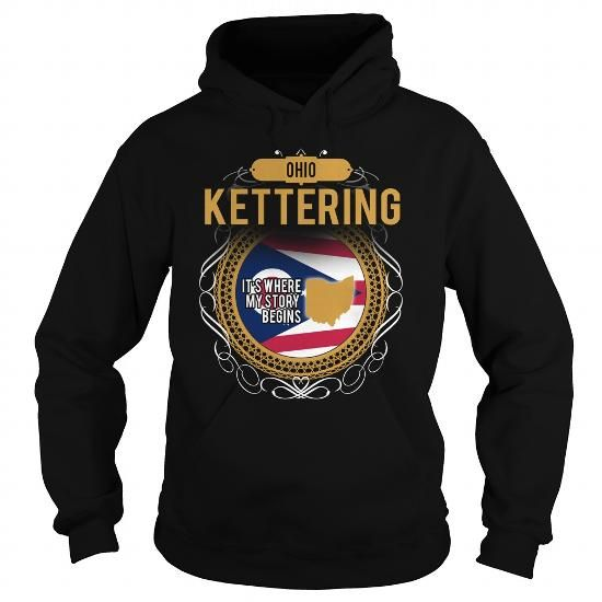 Cool  KETTERING OHIO T shirts