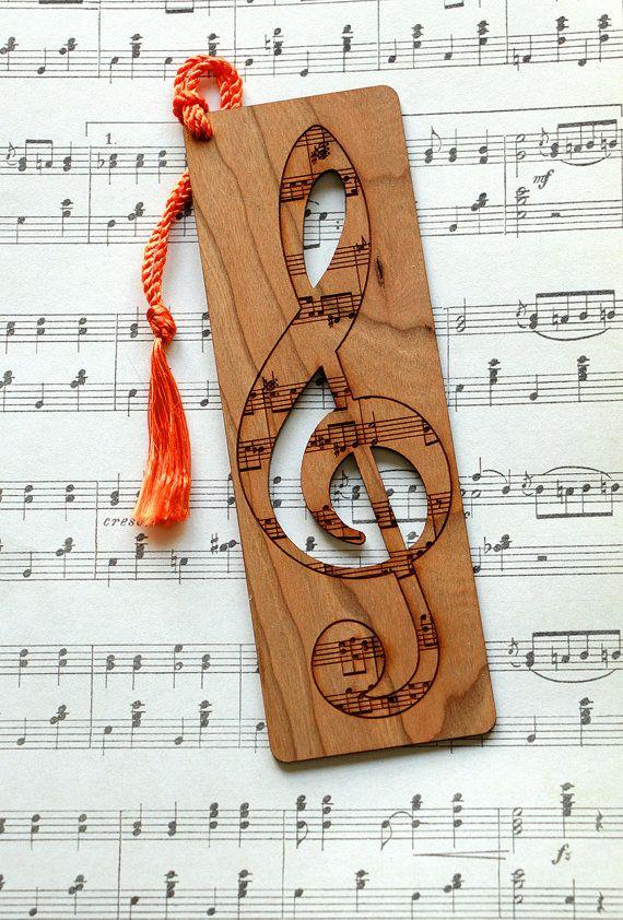 Separador de madera el arte de la bella escritura - Separador de madera ...