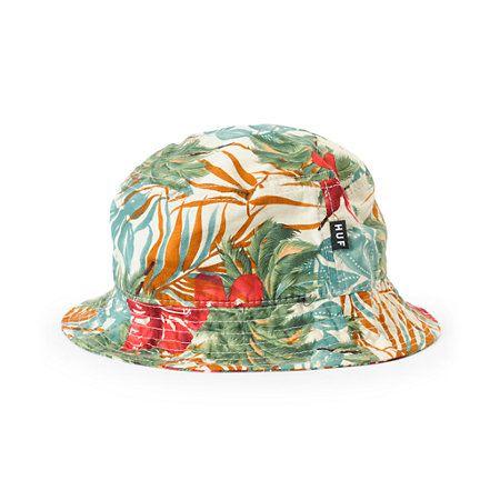 HUF Blossom Bucket Hat  a57a6a42dd3b