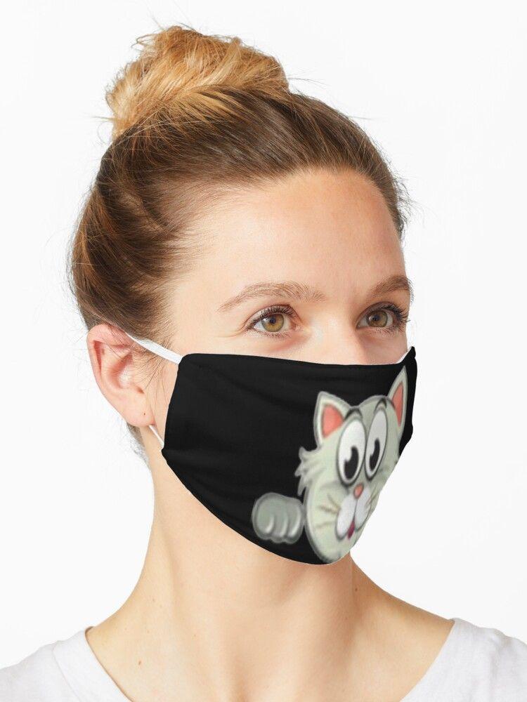 Meow Mask Cat Mask