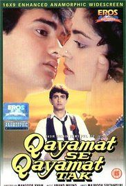 Wwwkrabbymoviescom Qayamat Se Qayamat Tak Download Indian Movie