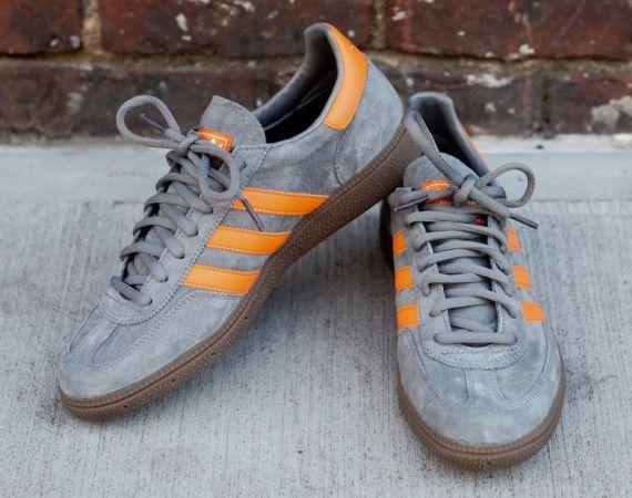 adidas Spezial Grey Orange | Shoes