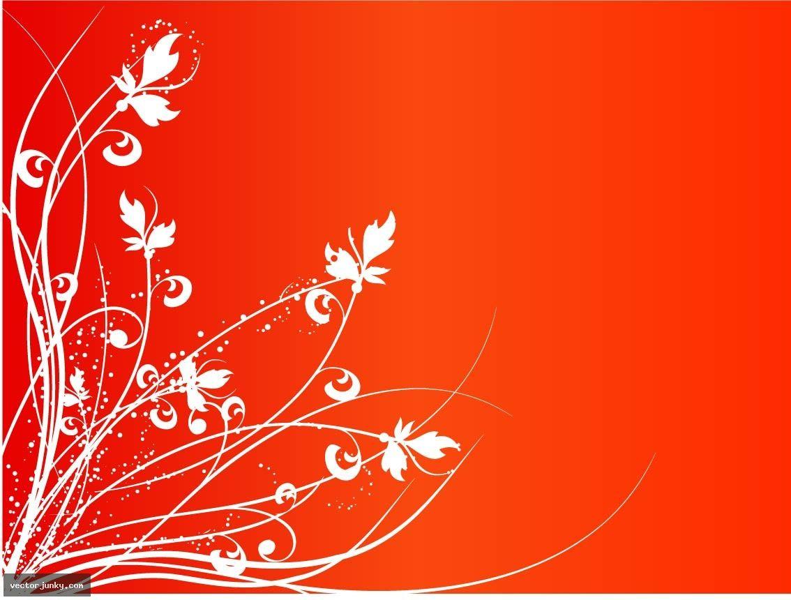 flower background design images | Free Vector Floral Background 2 ...