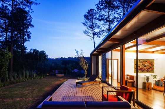 Diseño De Casa Pequeña Moderna Fachadas Y Planos Diseño