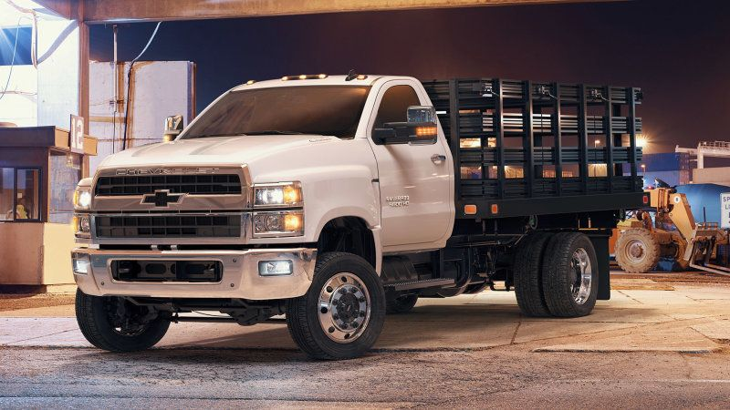 2019 Chevy Silverado 4500hd Chassis Cab Pricing Announced Custom