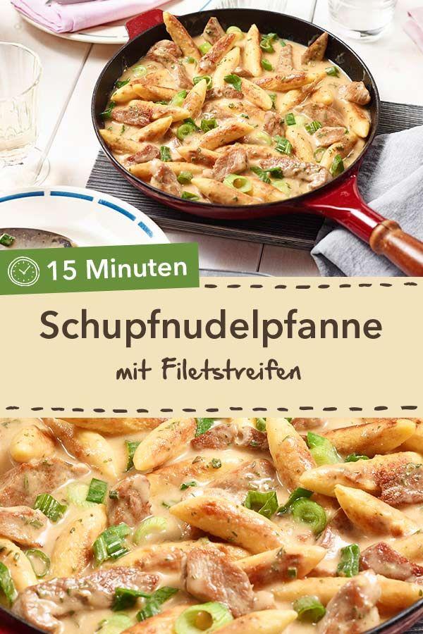 Photo of Schupfnudel-Filet-pan recipe