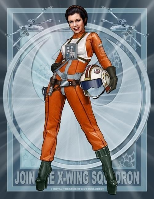 Join The X-Wing Squadron