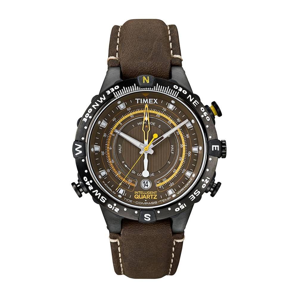 78f4a8216b09 Reloj Timex Intelligent Quartz Acero inoxidable Mod T2P141 -   2
