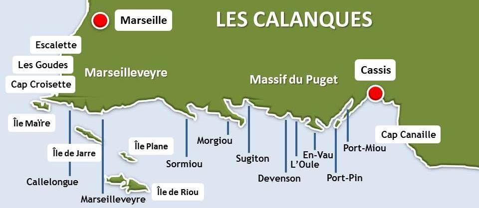 Calanques of Cassis, Provence | Calanques de marseille, Marseille et Calanque