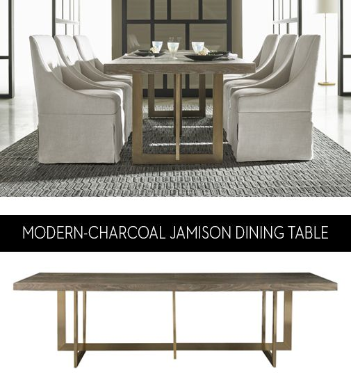 The Geometric Structural Theme Is Apparent In The Dining Table