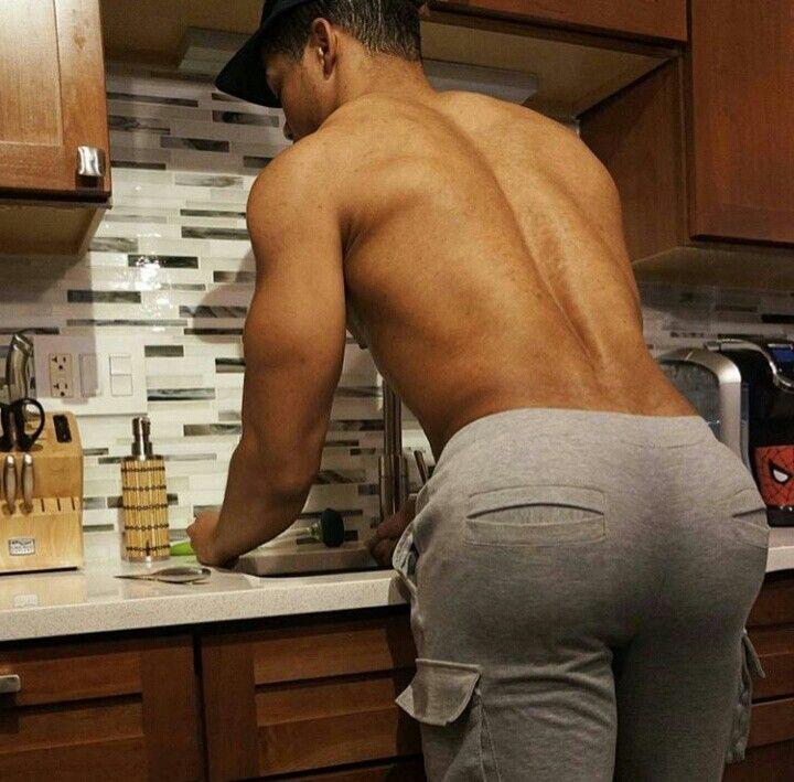 Ass butt male