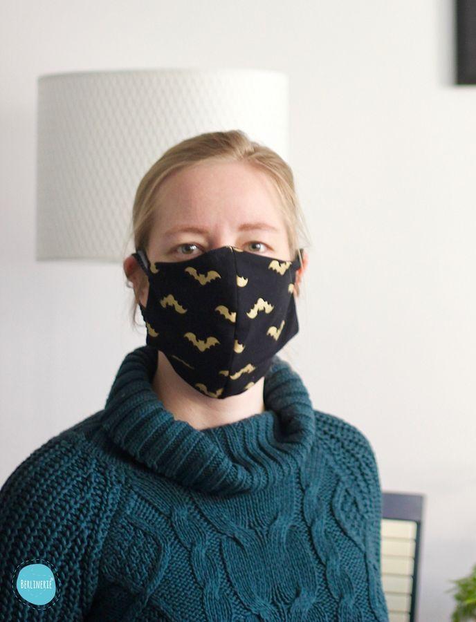 Virenschutz Maske Selber Machen