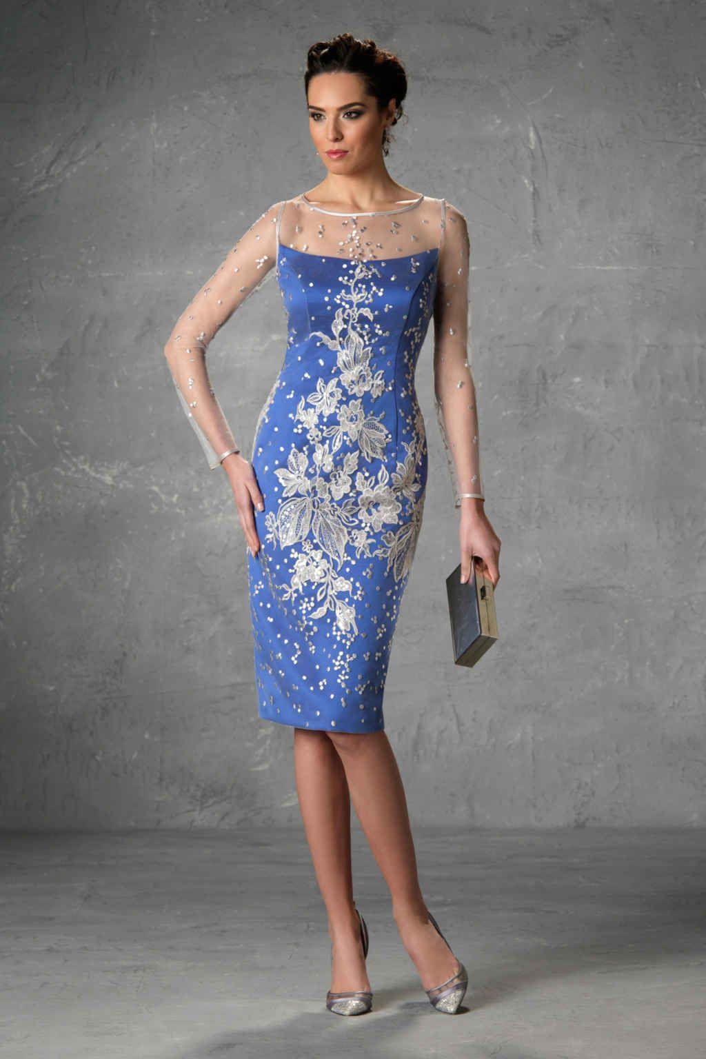 306e0dce4 Vestidos de madrina y fiesta con unos acabados y calidad excelente. Llevar  vestidos de madrina Esthefan hace que sea una verdadera exclusividad.