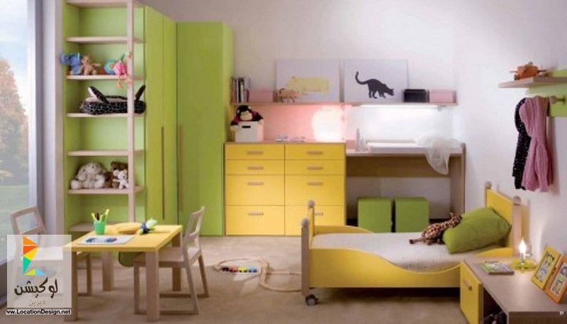غرف نوم اطفال ايطالى 2015 - لوكشين ديزين . نت