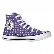 all star converse borchie donna