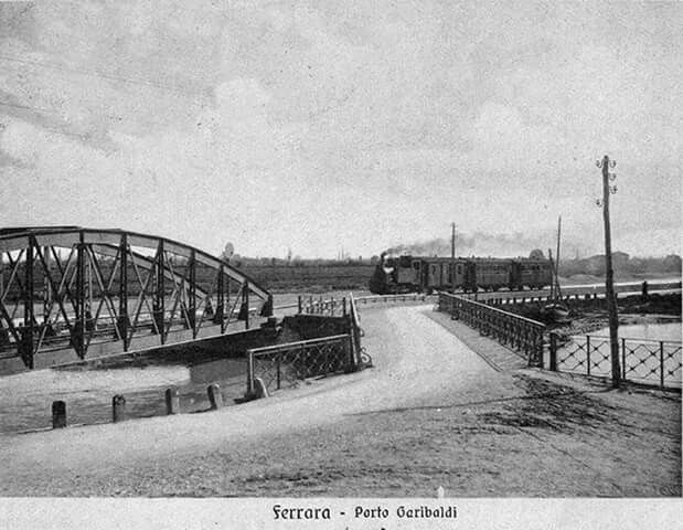 Porto garibaldi ferrovia magnavacca ora porto garibaldi pinterest porto oras e 30th - Bagno venere porto garibaldi ...