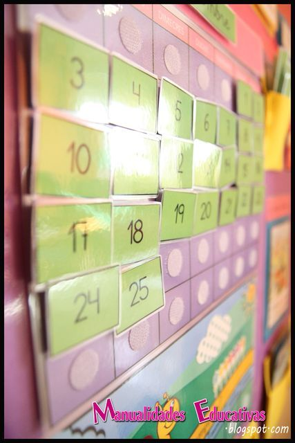 calendario educativo imprimible gratis creciendo con montessori