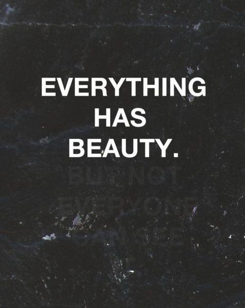 Beauty words