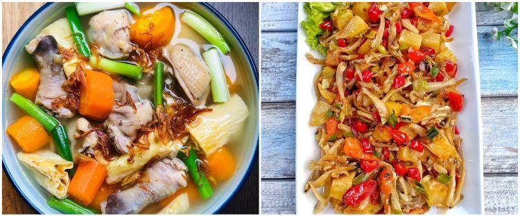 Panduan Membuat Makanan Buka Puasa Sesuai Selera Dan Berganti Ganti Menu Tiap Hari Di 2020 Resep Masakan Resep Masakan Indonesia Masakan