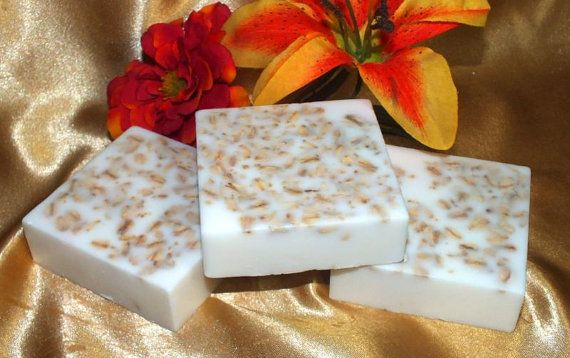 FREE SHIPPING Bath Soap  Olive Oil Vegan Soap by sandyssoapshop