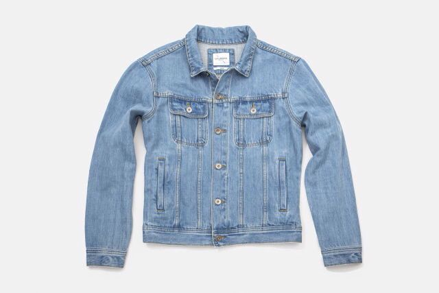 Saturdays denim jacket.