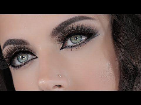 1960 Inspired Makeup Videos Maquiagem 1960s Makeup Tutorial