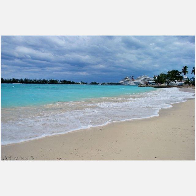 Bahamas Beach: Junkanoo Beach, Nassau, Bahamas...LOVE THIS BEACH!!!! And