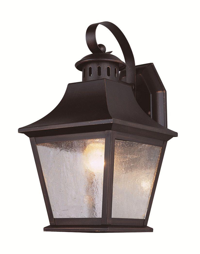 Manchester 1 Light Wall Lantern