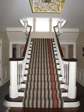 Best Funky Stripes Striped Stair Runner Stairs 400 x 300