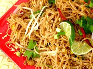 Food For Thought: Pad Thai: Easy as A-B-C, 1-2-3