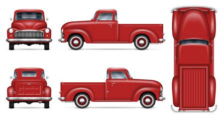 Vintage Truck Stock Photos Royalty Free Images Vectors Video In 2020 Vintage Truck Pickup Trucks Trucks