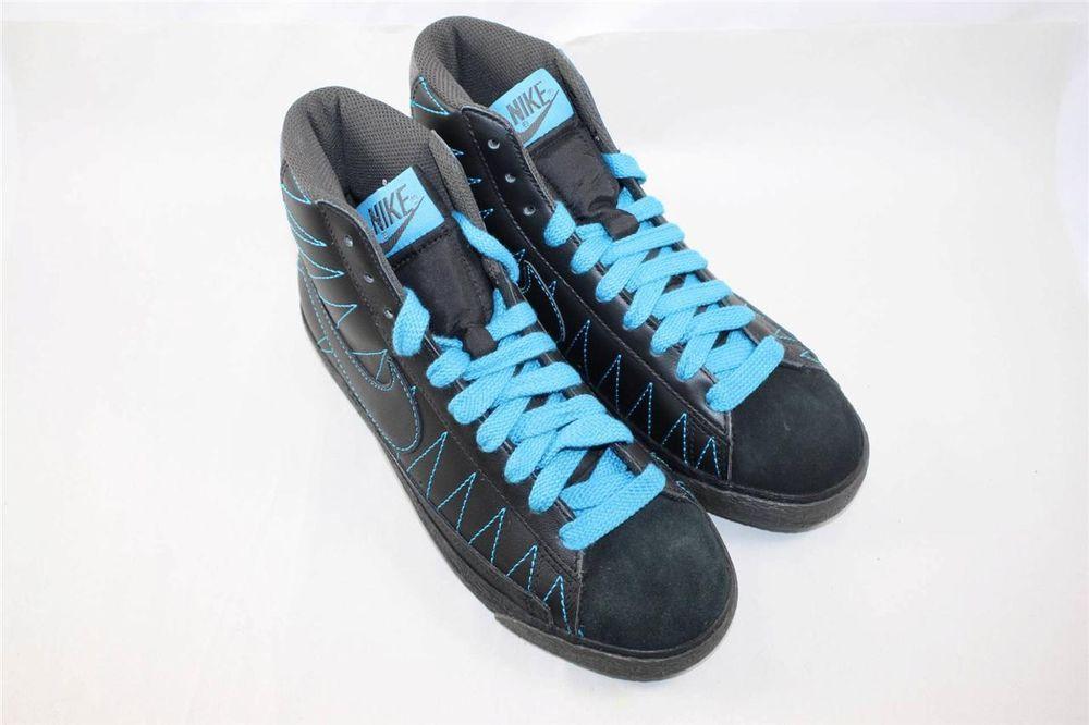greece nike blazer black and blue black turquoise dfc31 dcec7
