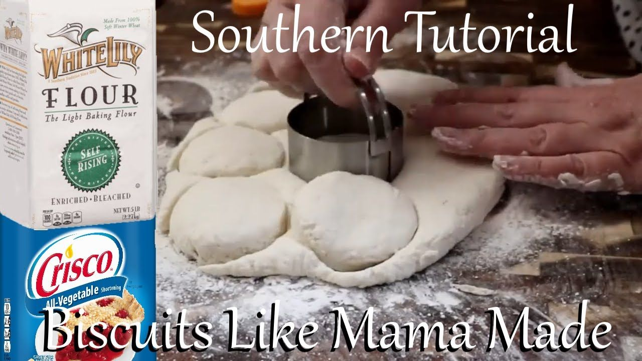 Old Fashioned Buttermilk Biscuits Cvc S Southern Tutorials Recipes Youtube In 2020 Biscuit Recipe Using Self Rising Flour Buttermilk Biscuits Biscuits