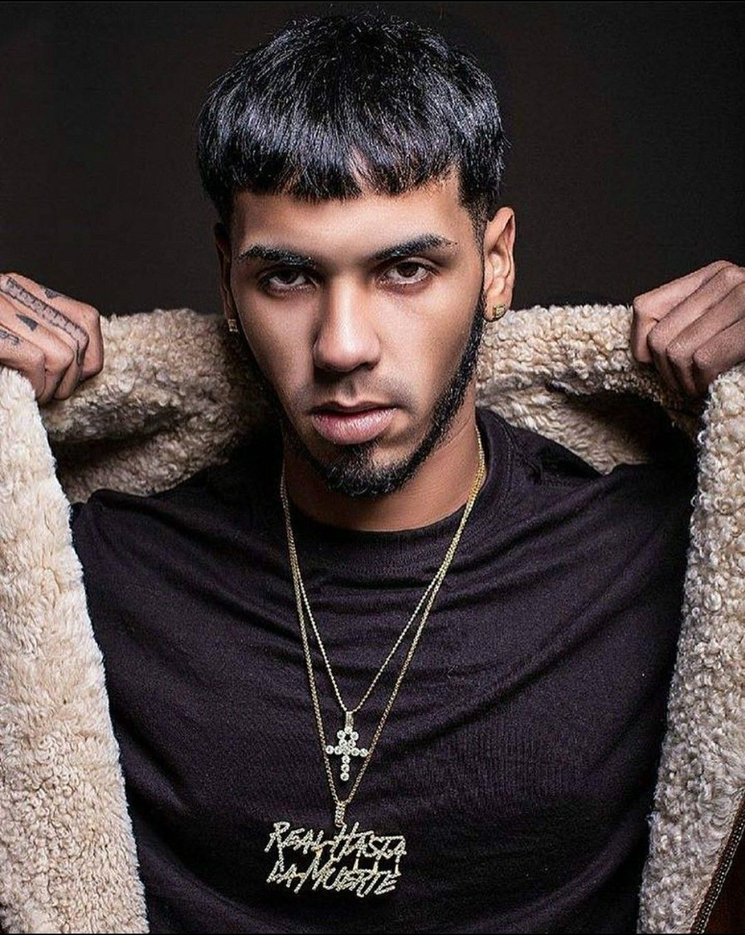 Pin By Teddyminely On Anuel Aa Latin Artists Crazy Girls Singer