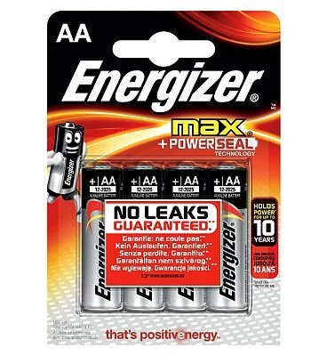 Energizer Aa Ultra Plus Battery 4 Batteries 12 Advantage Card Points Energizer Ultra Plus Aa Batteries Are Suitable For A Wide Vari Energizer Duracell Pilas