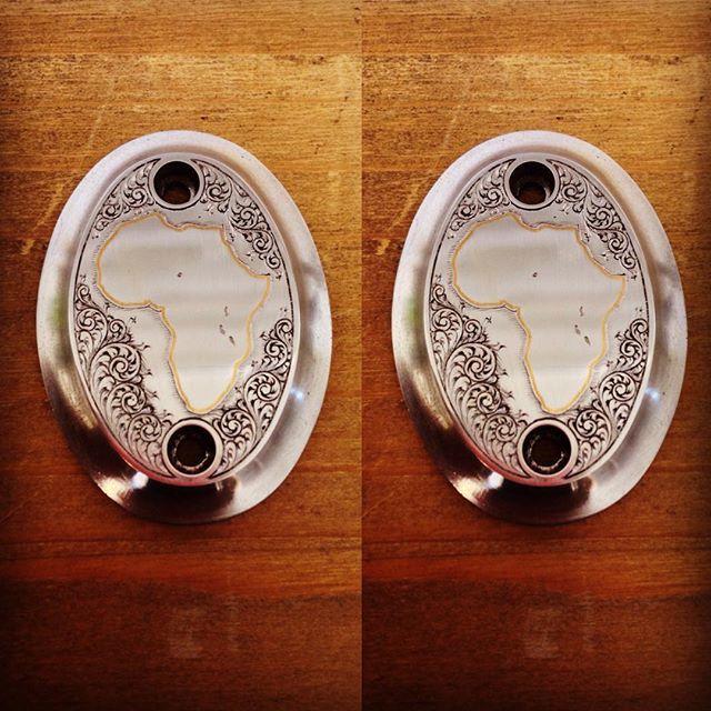 grip cap africa.  Fine Gold Inlay