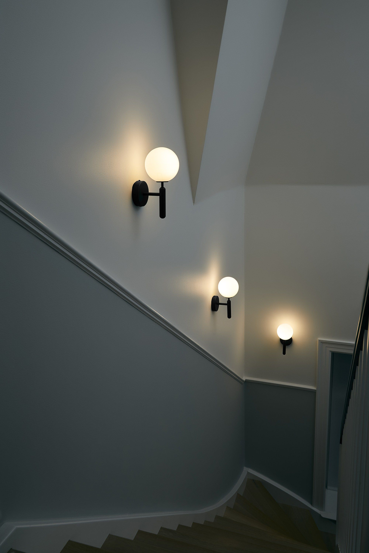 Nuura Coco Lapine Design Hallway Wall Lights Black Wall