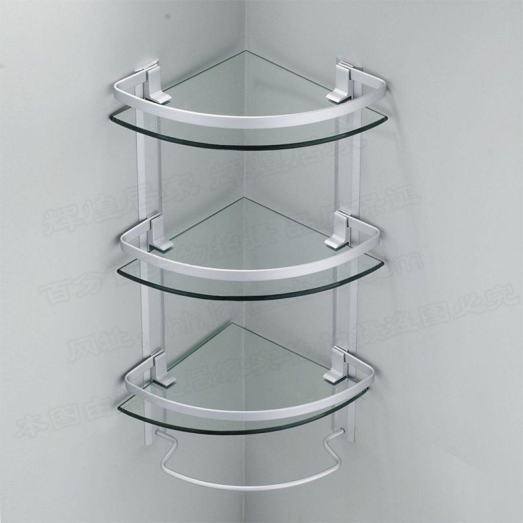 Corner Shelves For Bathroom Wall Bathroom Corner Shelf Shower