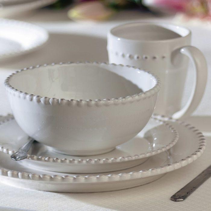 Milford 16 Piece Dinnerware Set, Service for 4 | Geschirr