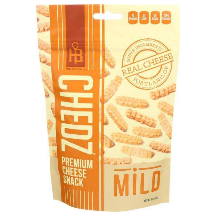 CHEDZ Mild Baked Cheese Snack ~ Cheese Straws