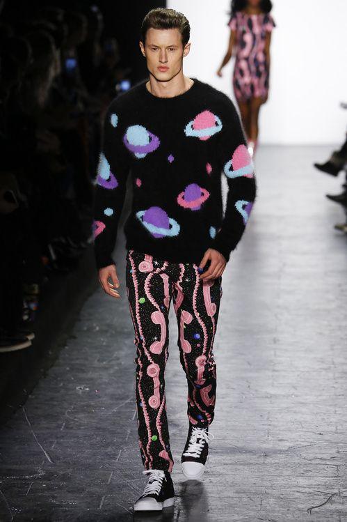 Alexander Wang, Lacoste, Moncler Grenoble, Yeezy, les meilleurs looks homme  à la fashion week automne-hiver 2016-2017 de New York 2f9d9a8cbf4