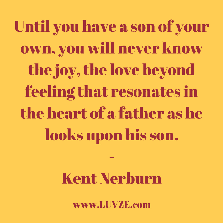 Father Son Relationship Quotes