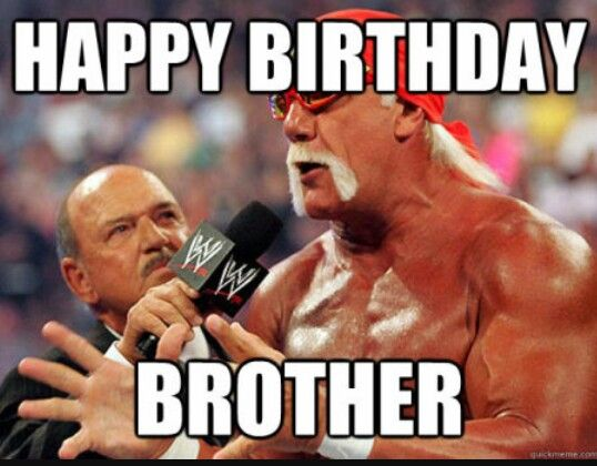 Happy Birthday Card Brother Hulk Birthday Pinterest Happy