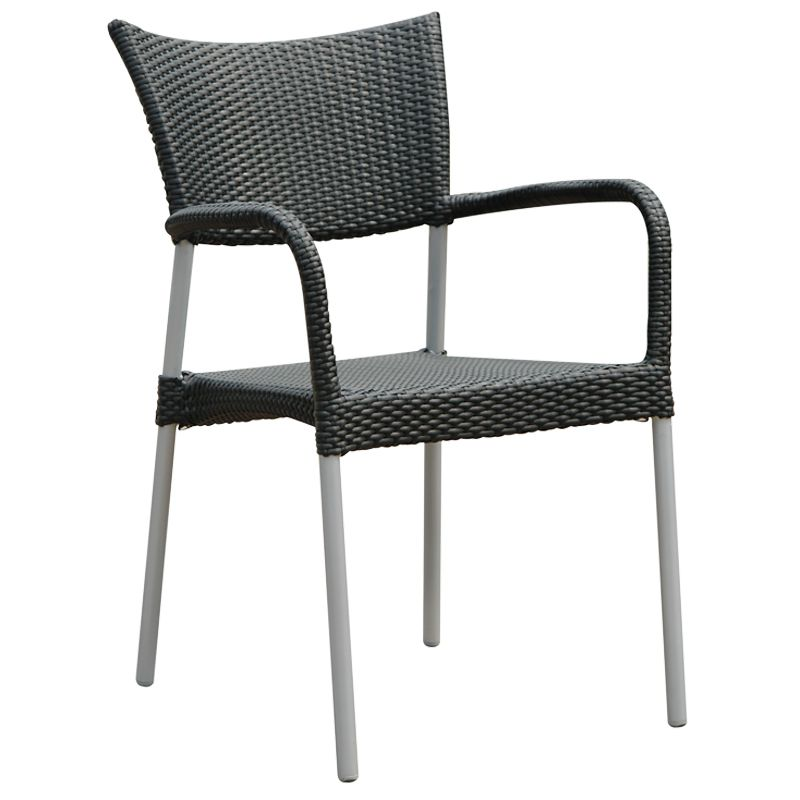 Inverness outdoor dining chair   Modern outdoor dining chairs ...