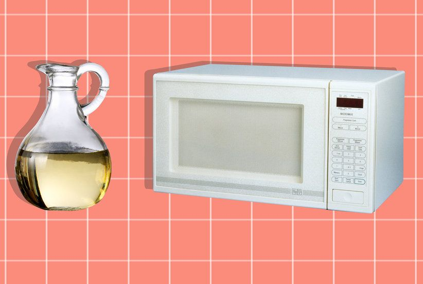 How To Clean A Microwave Using Vinegar House Cleaning Tips
