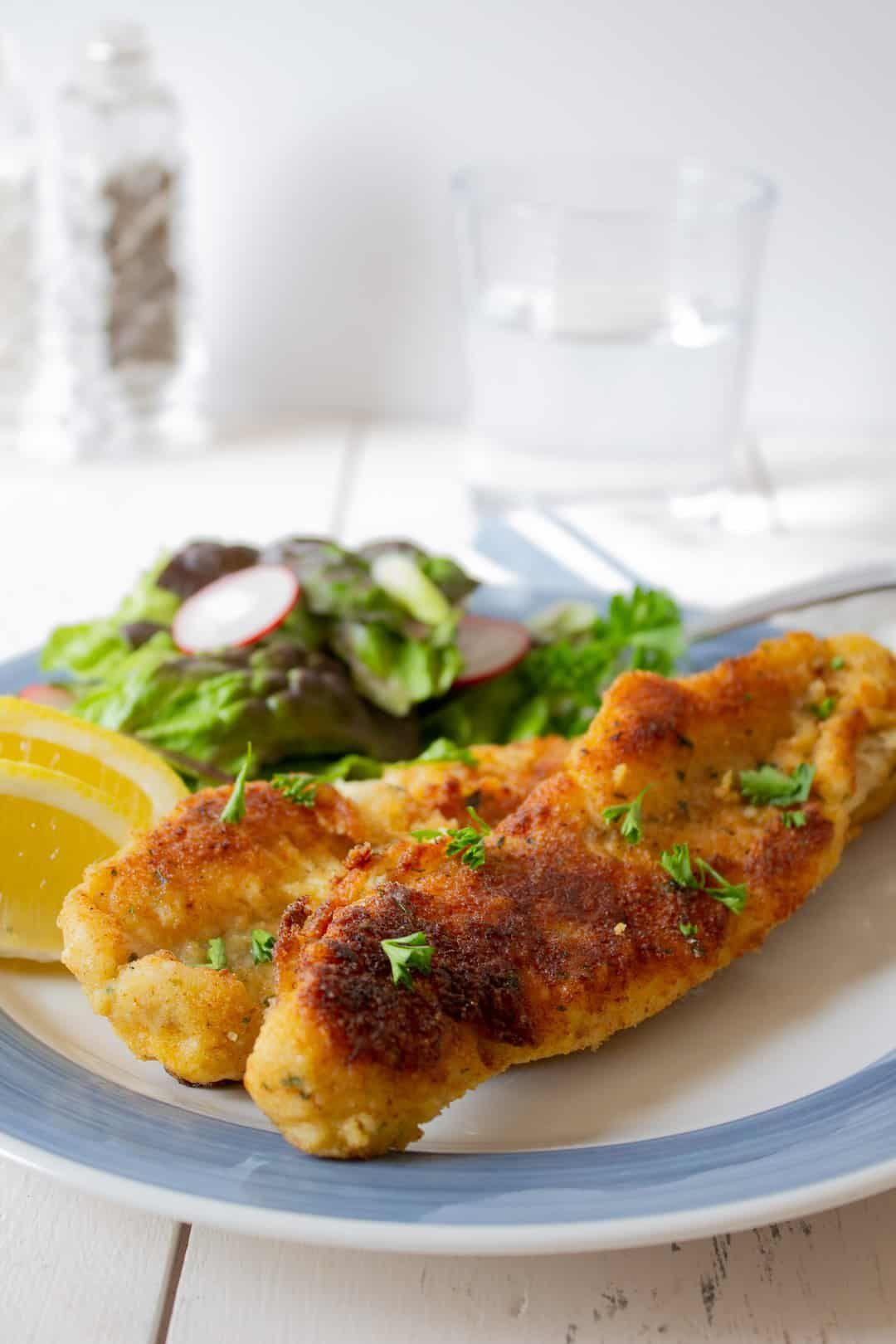 Pan Fried Walleye Fish Recipe Perch Recipes Walleye Recipes Walleye Fish Recipes