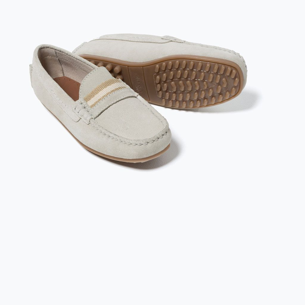 LEATHER LOAFERS-Collection-BOY | 4 - 14 years-NEW IN | ZARA United States